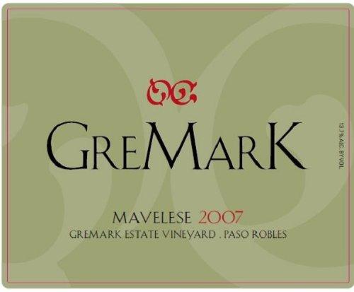 2007 Gremark Mavelese 750 Ml
