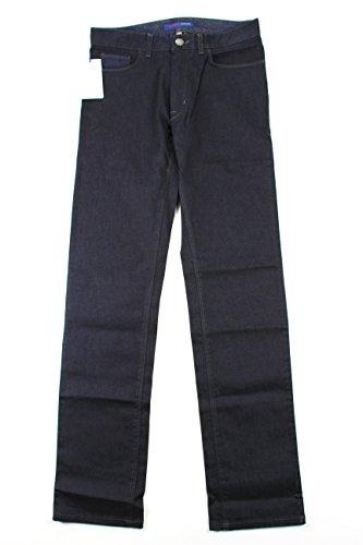 trussardi-mens-classic-straight-leg-jeans-size-32-us-regular-blue-cotton