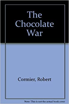 a review of robert cormiers book the chocolate war From the moment the chocolate war, a coruscating attack on intimidation and corruption in an american catholic school, was published in 1974, the author robert cormier, who has died aged 75, was.