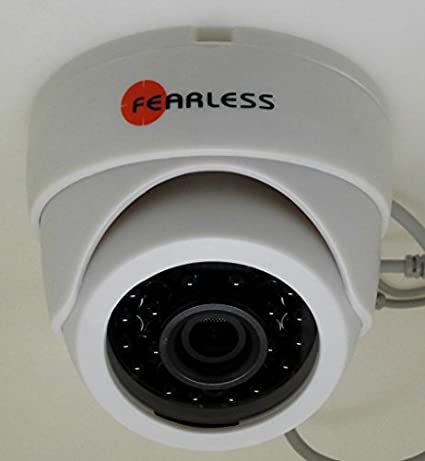 Fearless FTA-HD720DI 960P IR Dome CCTV Camera