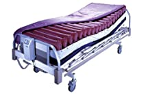 Hot Sale Genesis Deluxe 8-inch Alternating Pressure and Low Air Loss Mattress System & Pump