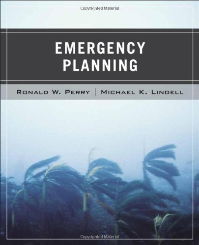 Emergency Planning (Wiley Pathways)