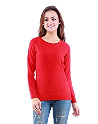 DOVE Womens Sweaters & Pullovers (Large)