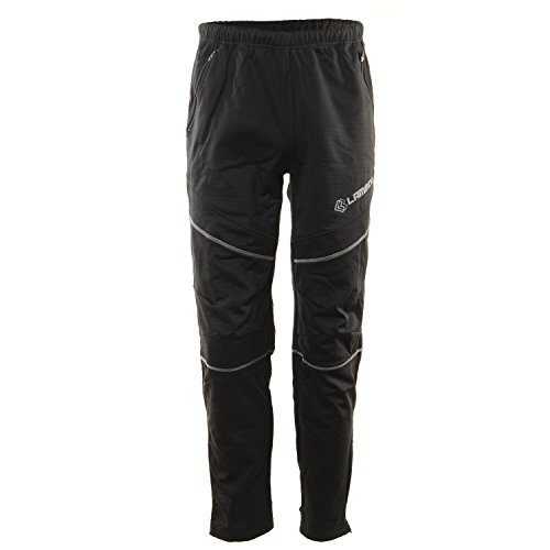 Cycling Wind Pants Tights for Winter Cold: (WEIGHT:133-155Lbs HEIGHT:5.7-5.9ft M)