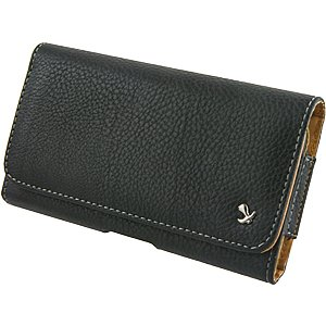 Horizontal Belt Clip Carrying Case for Samsung Galaxy Note GT-N7000 & i717