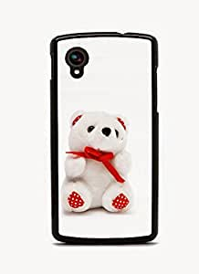 Krazycases Teddy Back Shell Cover For LG Nexus 5