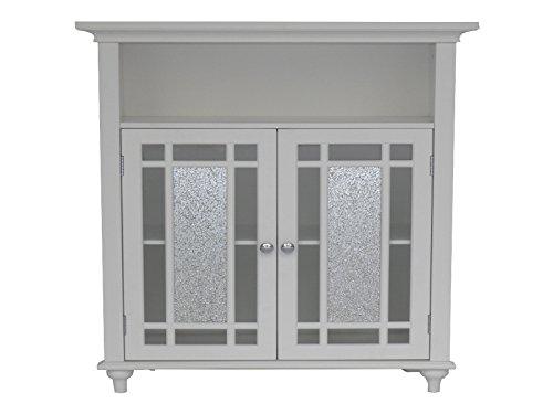 Elegant Home Fashions ELG-529 Whitney Double Door Floor Cabinet