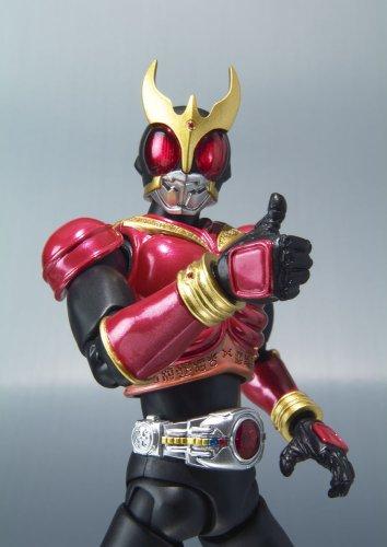 S.H. Figuarts SIC Masked Kamen Rider Kuuga Mighty Form