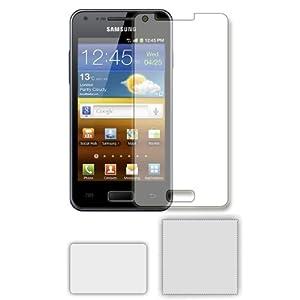 6 x Membrane Pellicola Protettiva per Samsung GT-i9070 Galaxy S Advance - Crystal Clear (Invisible), Antigraffio Protezione Schermo, Confezione Originale ed accessori