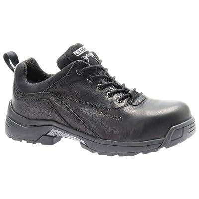Carolina Mens ESD Oxford Boot-Black