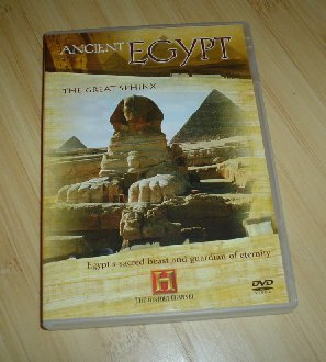 Ancient Egypt: The Great Sphinx