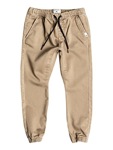 Quiksilver Fonic Boy K Ndpt Tmp0, Color: Elmwood, Size: 5