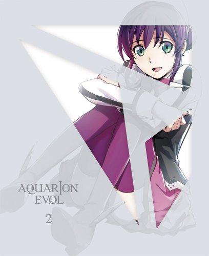 アクエリオンEVOL Vol.2 [Blu-ray]