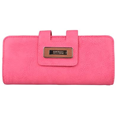 Kenneth Cole Reaction Womens Tab Clutch Wallet with Wristlet