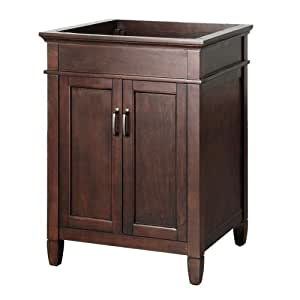 foremost asga2421 ashburn 24 inch width x 21 5 inch depth x 34 inch height vanity cabinet. Black Bedroom Furniture Sets. Home Design Ideas