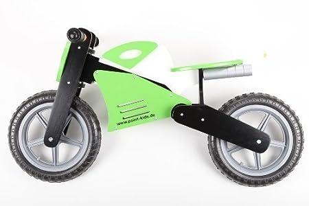 point-kids vélo sans pédales pour enfant 12 pouces, moto