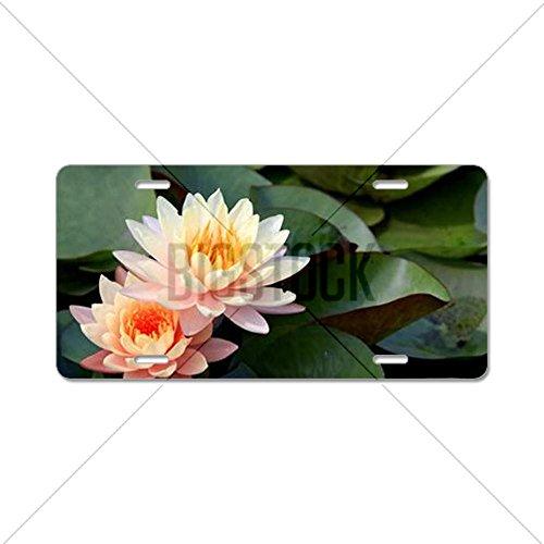 cafepress-pink-lotus-aluminum-license-plate-aluminum-license-plate-front-license-plate-vanity-tag