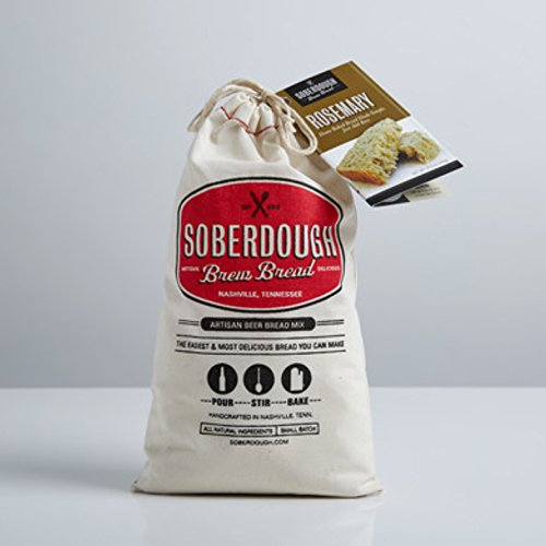 Soberdough Beer Bread Mixes - Various flavors (Rosemary) (Soberdough Bread compare prices)