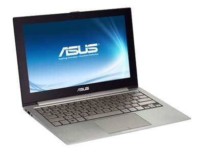 ASUS ZENBOOK UX21E DH52 - 11.6 - Essence i5 2467M - Windows 7 Home Premium 64-bit - 4 GB RAM - 128 G -