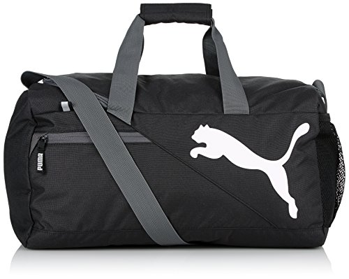 Puma Fundamentals Sports Borsa Palestra Unisex adulto - Nero (Black) - Taglia unica