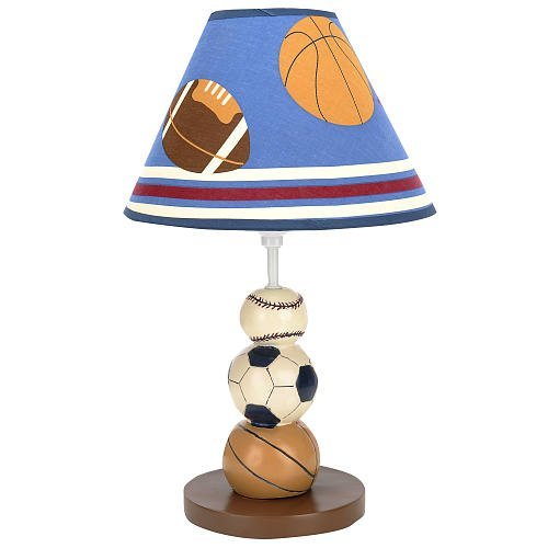 Play Ball Lamp - 1