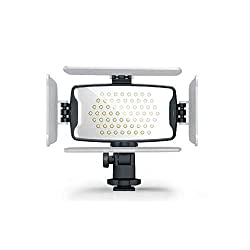 PowerPak Studio/Video Light LED's - 5028 With NP Series Battery & Charger for Cameras