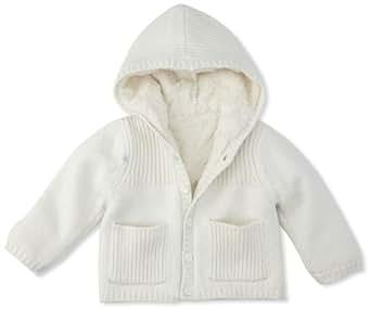 Absorba - manteau - bébé fille - écru - 3 mois