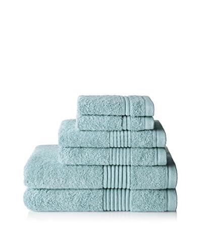Chortex Ultimate 6-Piece Towel Set, Egg Shell