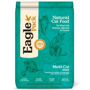 Multi-Cat Formula Natural Pet Food - 12-Pound Bag