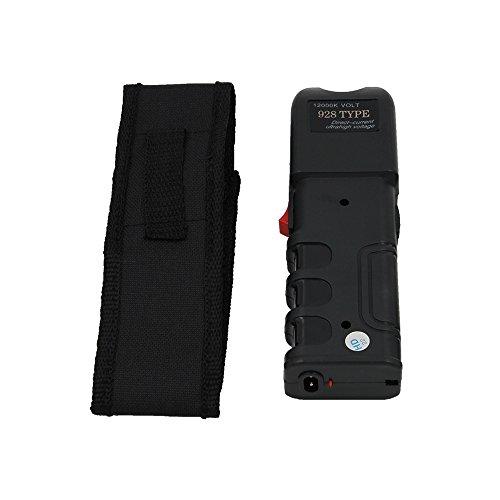 LadySafe(TM) Rechargeable Stun Gun with LED Flashlight 928