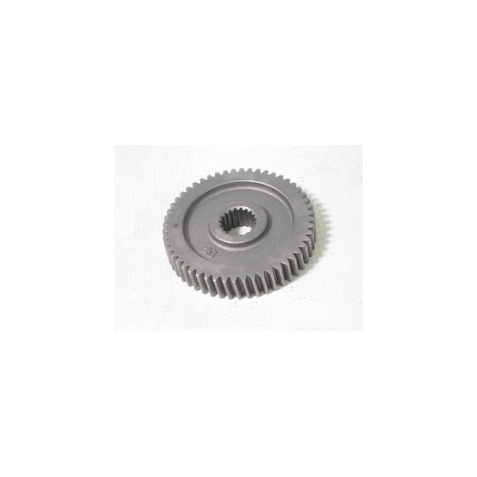 Final Drive Gear Gy6 50cc 139qmb 139qma Scooter Moped Parts #61836