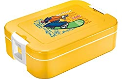 NAYASA TIFFIN SET-NUTRI SUPER YELLOW