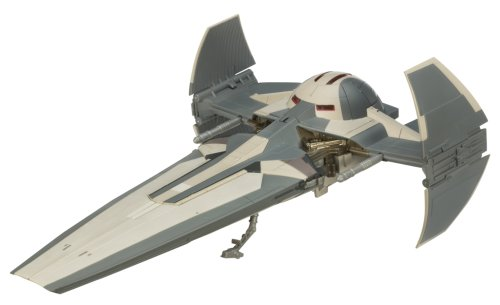 Star Wars Darth Maul's Sith Infiltrator Vehicle