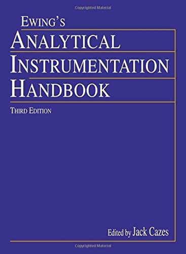Analytical Instrumentation Handbook, Third Edition PDF