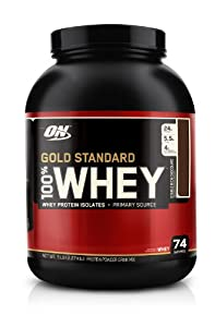Optimum Nutrition Protéine 100% Whey Gold Standard Double Chocolat 2,2 kg