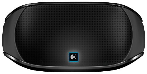 Logitech Mini Boombox for Smartphones, Tablets and Laptops - Black (984-000204)