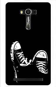 relax Printed Case for Asus Zenfone 2 Laser ZE550KL