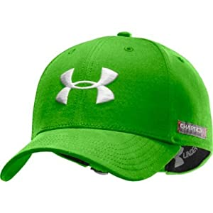 Casquette ajustable Charged Cotton d'Under Armour 2013 Taille unique Vert perroq