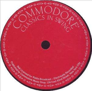 Complete Commodore Jazz Recordings