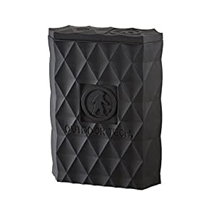Outdoor Tech OT1600 Kodiak - 6000 mAh 2.1 AMP Ruggedized Waterproof Portable Charger/External Battery (Black)