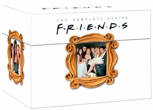 Friends Superbox - Die Jahre 1994-2004 (41 Discs)(exklusiv bei Amazon.de) hier kaufen