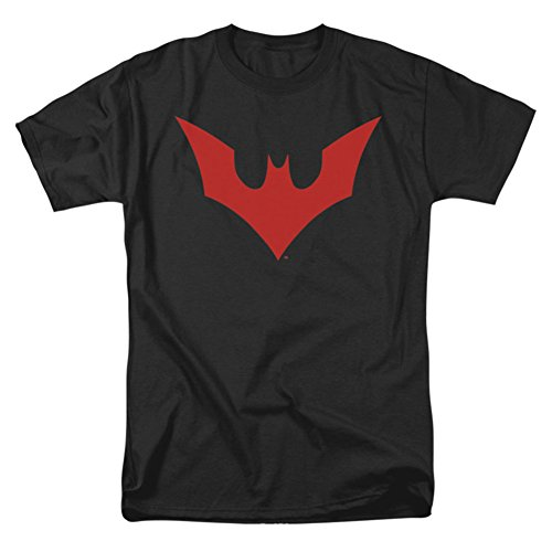 Batman Beyond Beyond Bat Logo T-shirt dc comics машинка batcycle