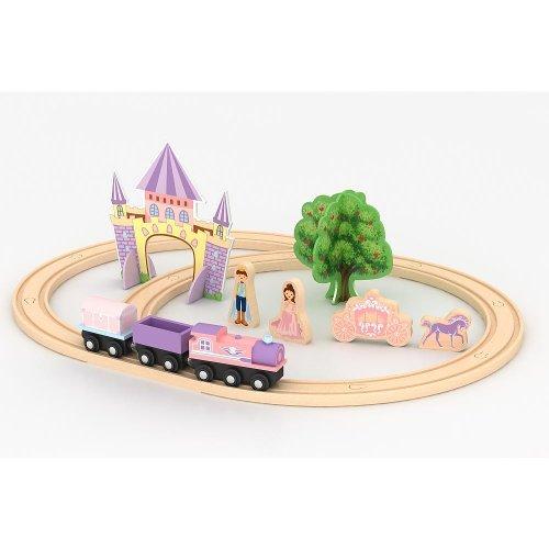 Imaginarium Enchanted Castle Train Set