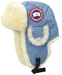 Canada Goose Arctic Tech Shearling Pilot Hat by Canada Goose