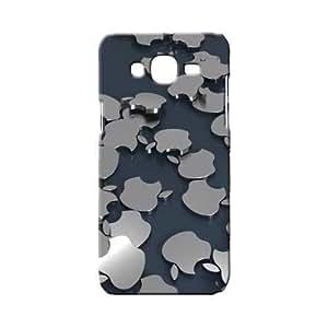 BLUEDIO Designer 3D Printed Back case cover for Samsung Galaxy E7 - G5383