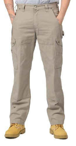 CP.B342.DESSERT - Double Front Work Trousers - Carhartt Work Pants