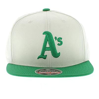 American Needle MLB 400 Oakland Athletics Replica Snapback