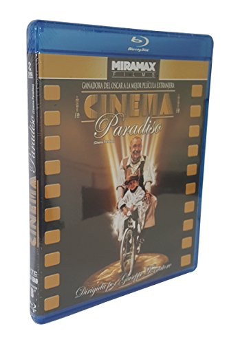 Cinema Paradiso [Blu-Ray].Import Giuseppe Tornatore