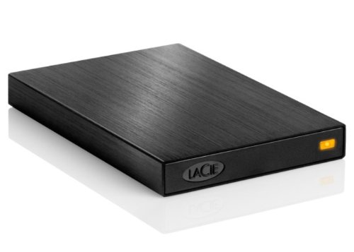 LaCie Rikiki 500 GB USB 2.0  Portable External Hard Drive 301909