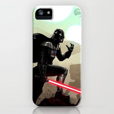 Society6/ソサエティシックス iphone5ケース Empire_ダースベイダー